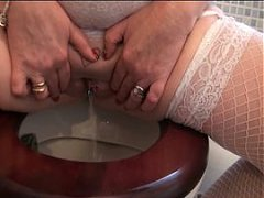 Riding The Sybian Pt1