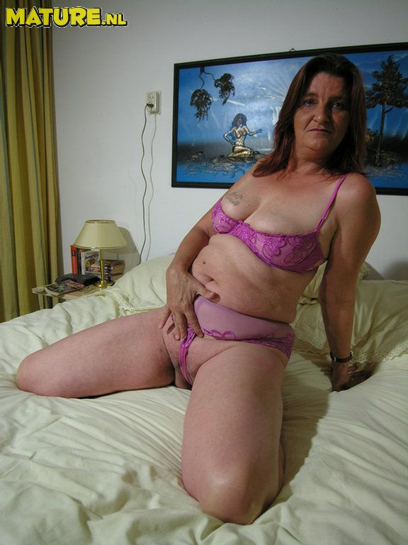 This horny mature bi-atch truly needs to demonstrate you her stuff