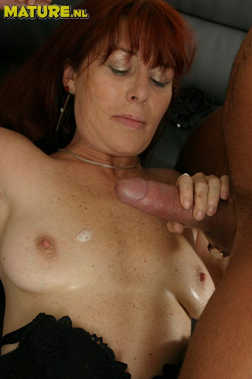 This mischievous MILF truly enjoys a great stiff rod
