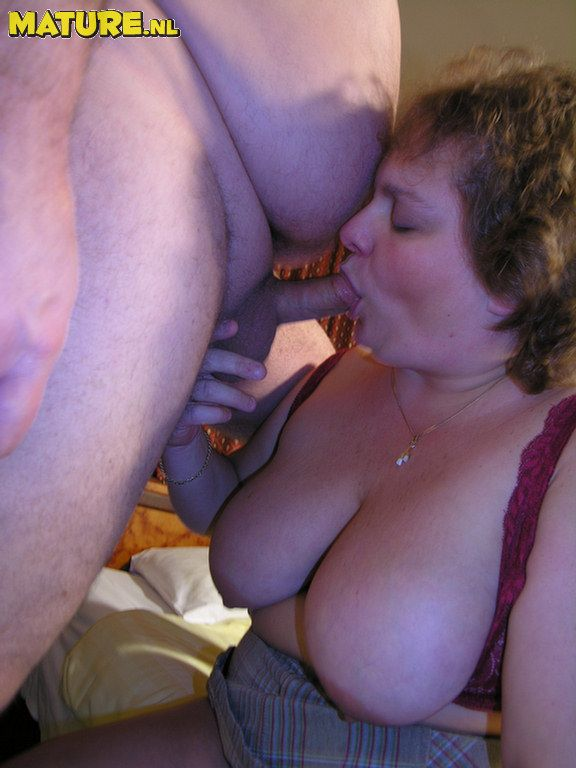 mature obese couple having superb pulverizing bang-out